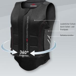 SWING Rückenprotektor P07 flexible