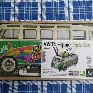 WERKHAUS VW T1 Hippie Stiftebox