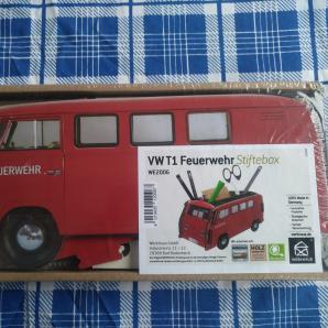 WERKHAUS VW T1 Feuerwehr Stiftebox
