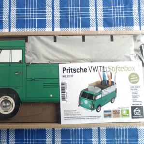 WERKHAUS VW T1 Pritsche Stiftebox