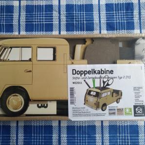 WERKHAUS VW T1 Doppelkabine Stiftebox