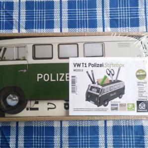 WERKHAUS VW T1 Polizei Stiftebox