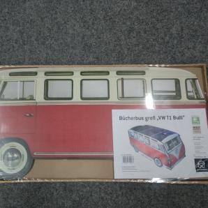 WERKHAUS VW-T1-Bücherbus (Bücherregal)