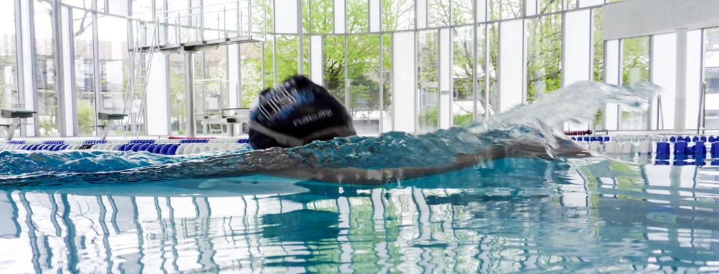 Ihr individuelles Schwimmtraining