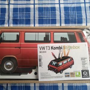 WERKHAUS VW T3 Kombi Stiftebox