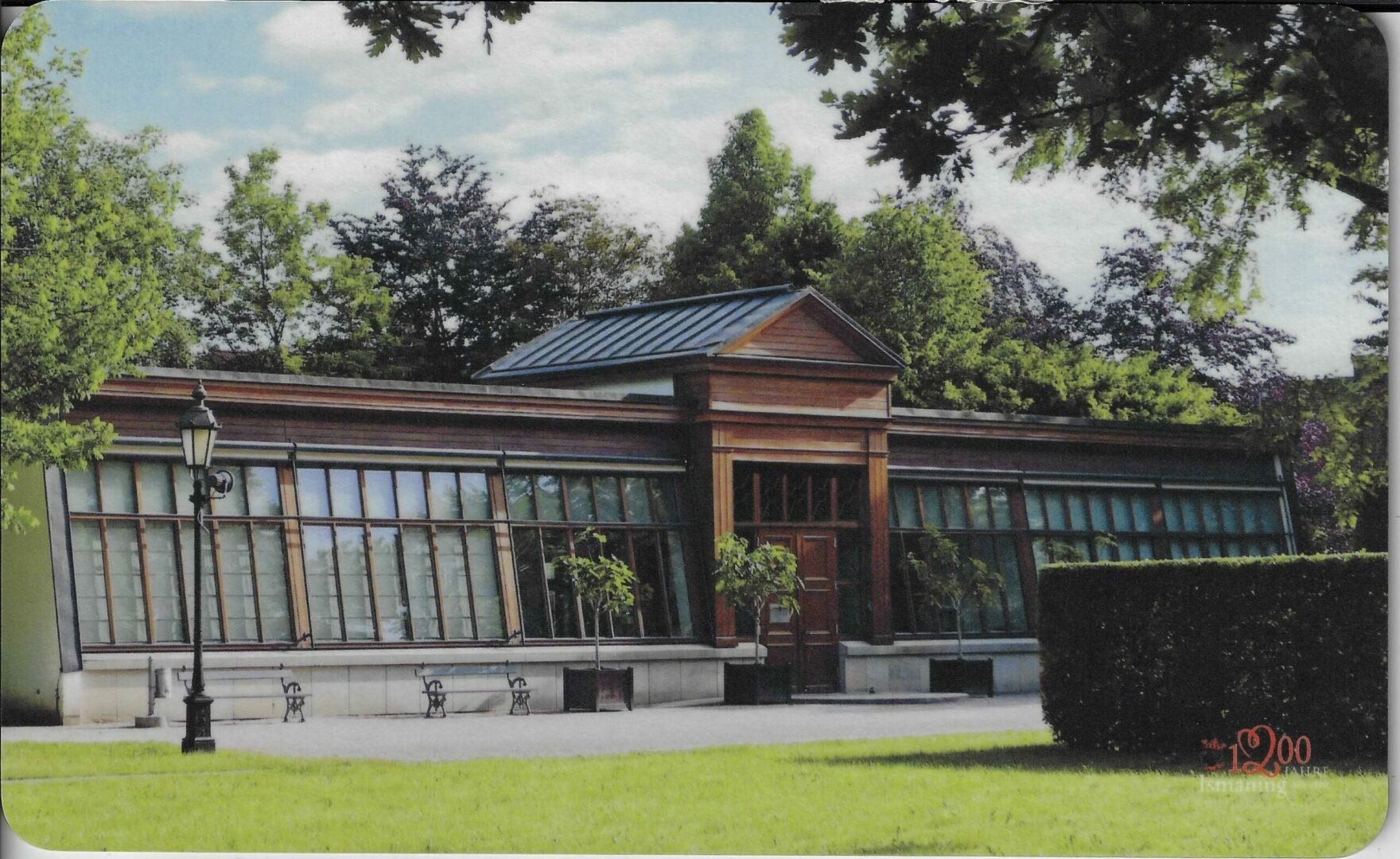 """Brotzeitbrett """"Kallmann-Museum"""""""