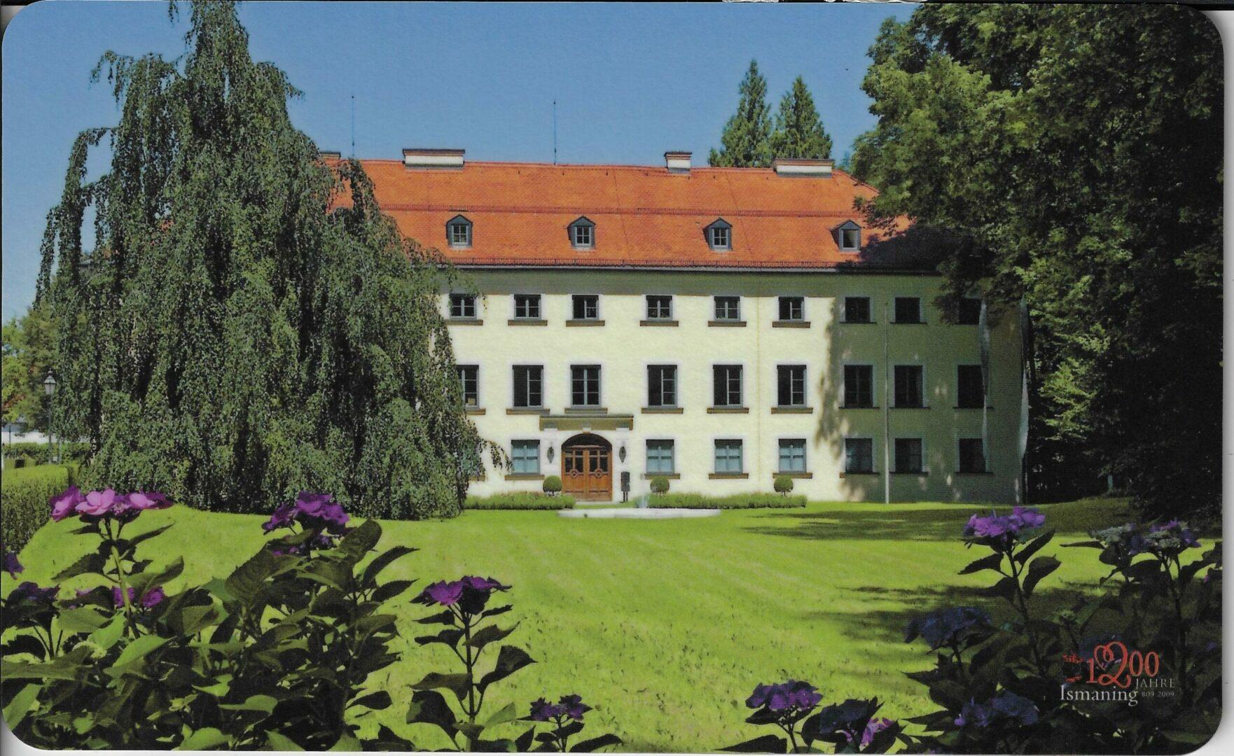 "Brotzeitbrett ""Schloss Ismaning"""