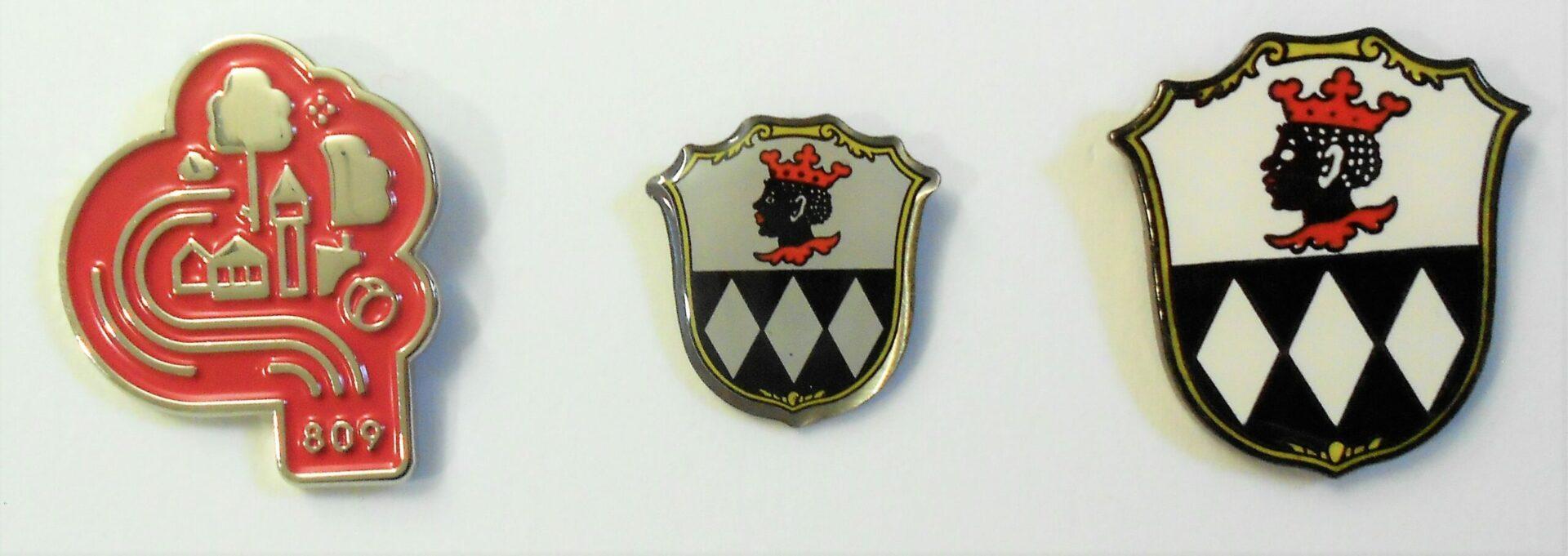 Pin (Wappen und Logo)