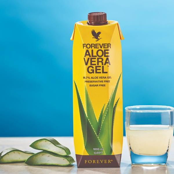 Das FOREVER Kult-Getränk: Mit der ganzen Kraft der Aloe Vera