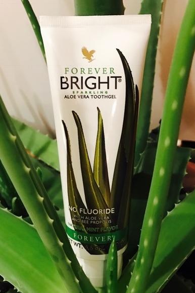 Milde Aloe Vera-Zahnpflege von höchster Güte