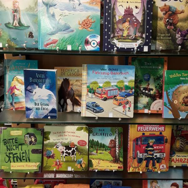 Neue Kinderbücher eingetroffen!