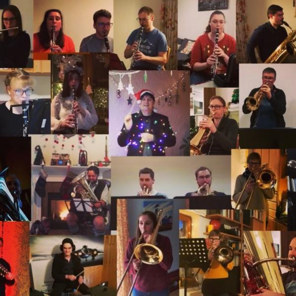 Blasorchester Ismaning  #gemeinsamgegenCorona