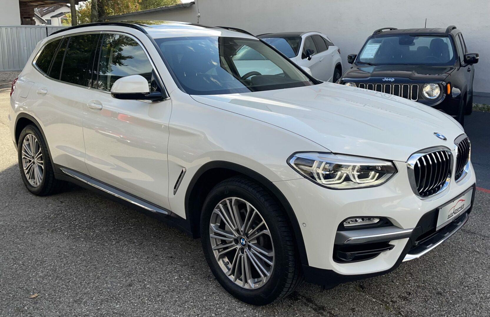 BMW X3 xDrive30i Luxury Line