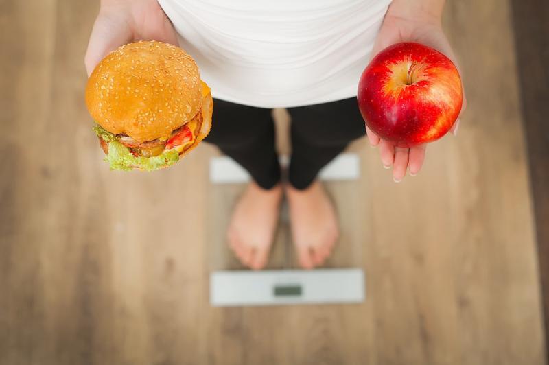 Haben Sie Ihr Gewicht im Griff?