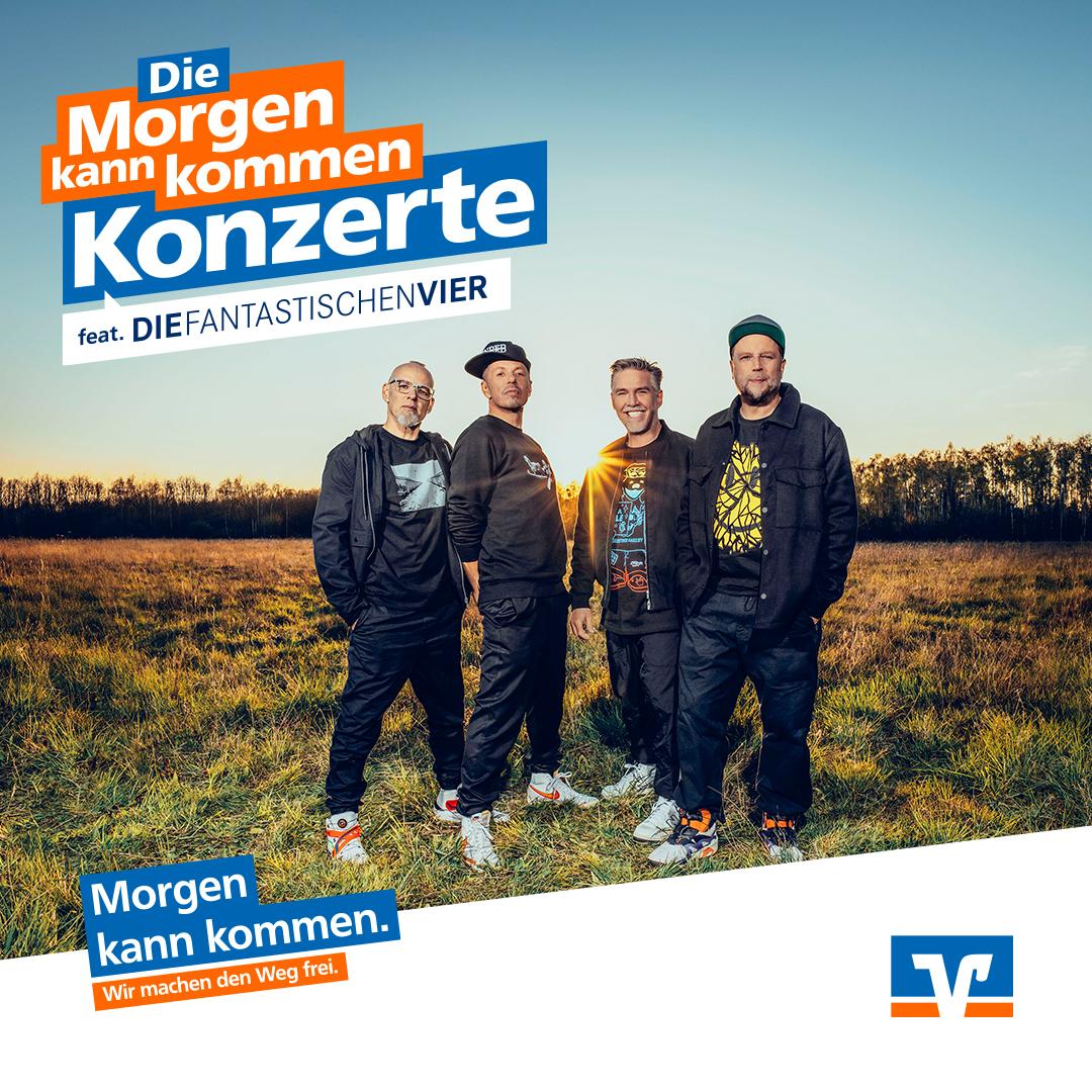 """Die """"Morgen kann kommen""""-Konzerte"""