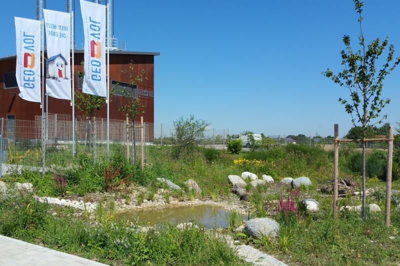 Gartenplanung Carmen Lefeber Naturnahe Freiraumplanung