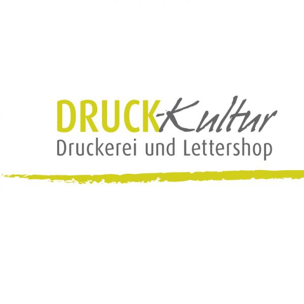 DRUCK-Kultur GmbH - Logo