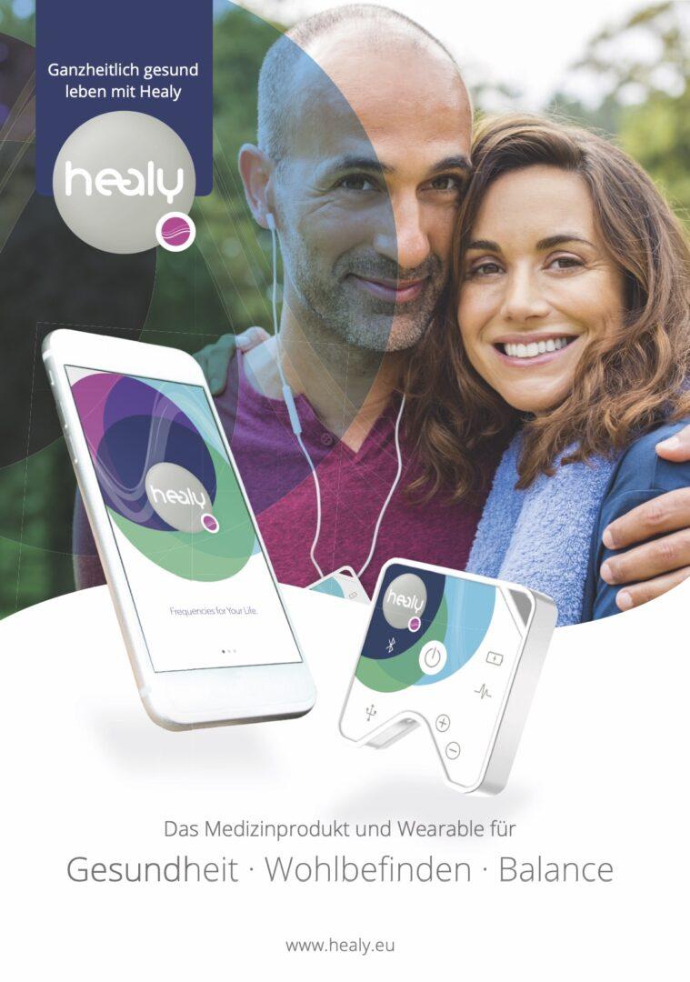 Der Healy - Das Wearable für die ganzheitliche Prävention und Begleitung bei Erkrankungen