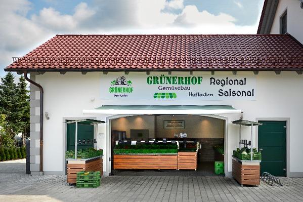 GRÜNERHOF - Hofladen München Nord Ismaning
