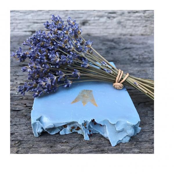 Haut- und Haarseife Nymphenburg mit wertvollem Lavendelöl