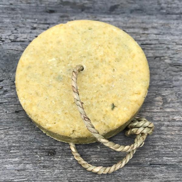 Sapralot XXL - Handgemachte Salzseife mit Algen