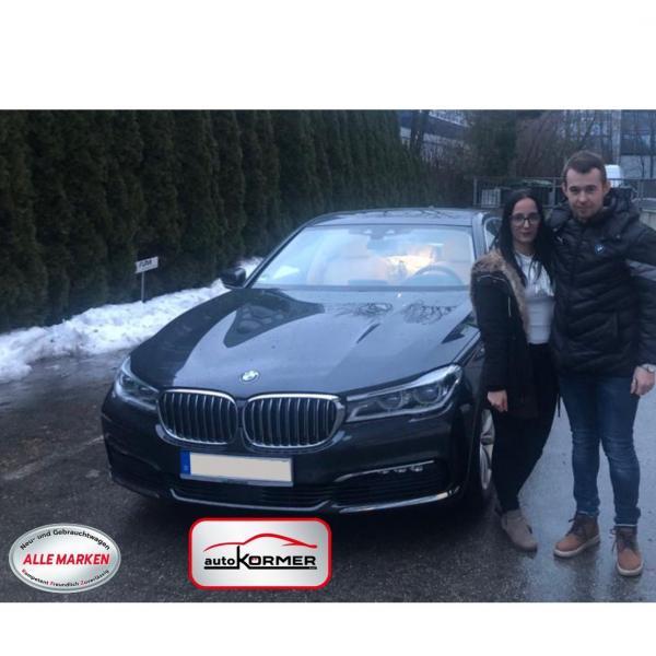 Gratulation zum neuen BMW 7er