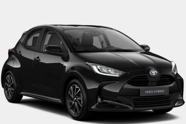 Der neue Toyota Yaris Hybrid