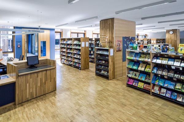 Gemeindebibliothek Ismaning