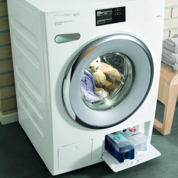 Miele Twin Dos, Dosiersystem Waschmaschine