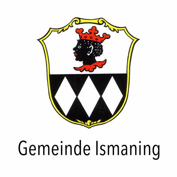 Gemeinde Ismaning  - Logo