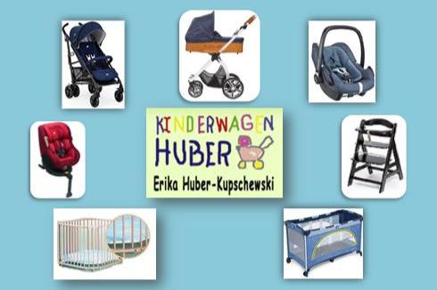 Kinderwagen Huber
