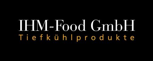 IHM Food Tiefkühlprodukte