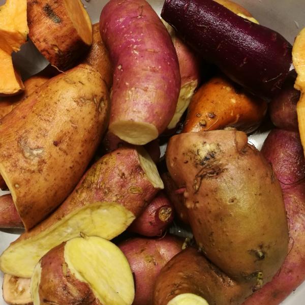 Süßkartoffelbrei-Rezept