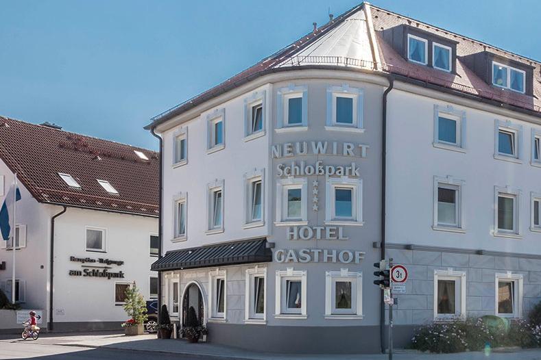 Hotel am Schlosspark Ismaning