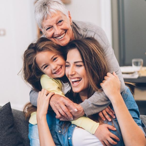 Lachen ist nicht nur gesund, sondern macht auch noch glücklich