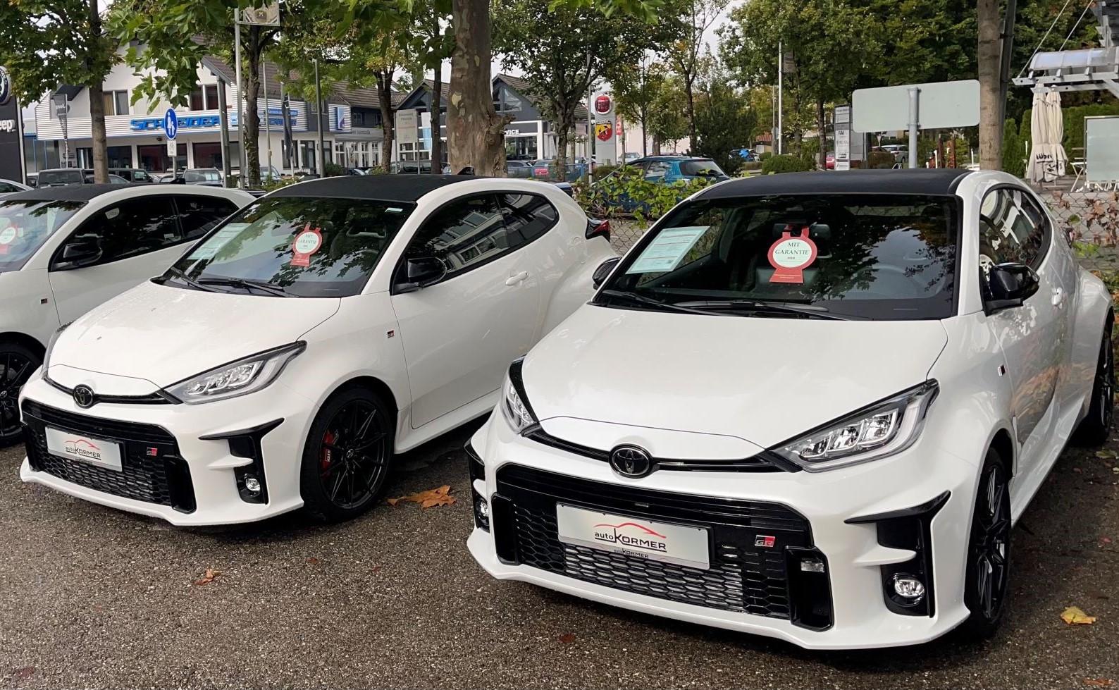 Toyota GR Yaris 1.6 mit High-Performance-Paket