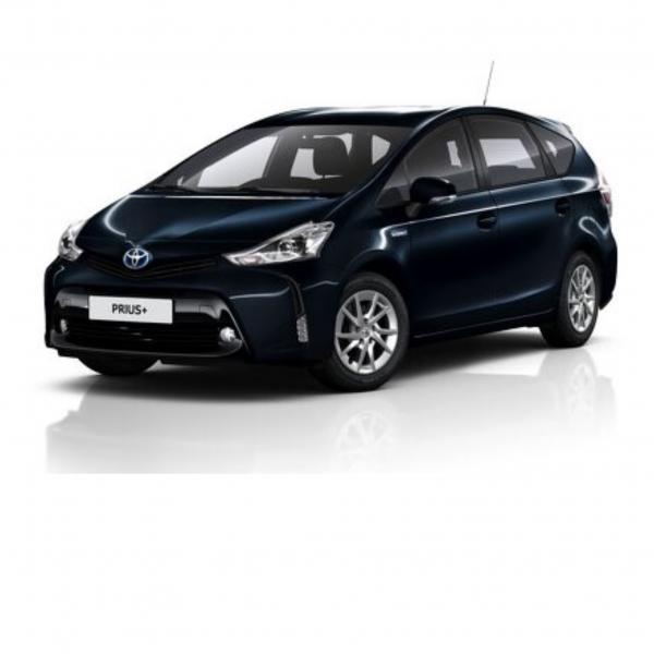 """Toyota Prius+ Taxi ist """"Bester Firmenwagen 2019"""""""