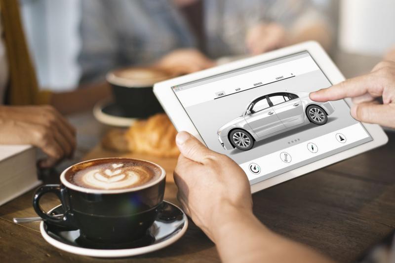 Gebrauchtwagen - Onlinebewertung