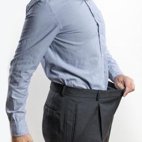 Wunschgewicht - ohne zu Hungern