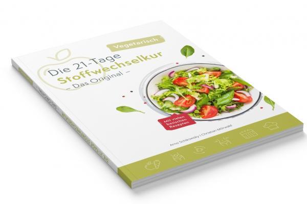 Die vegetarische 21 Tage Stoffwechselkur